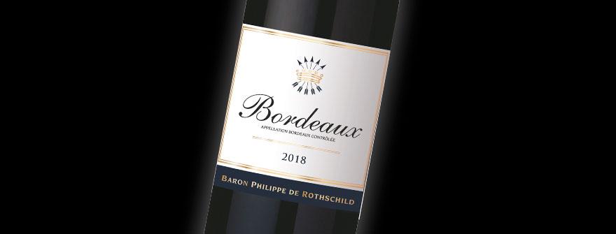 Bordeaux Baron Philippe de Rothschild